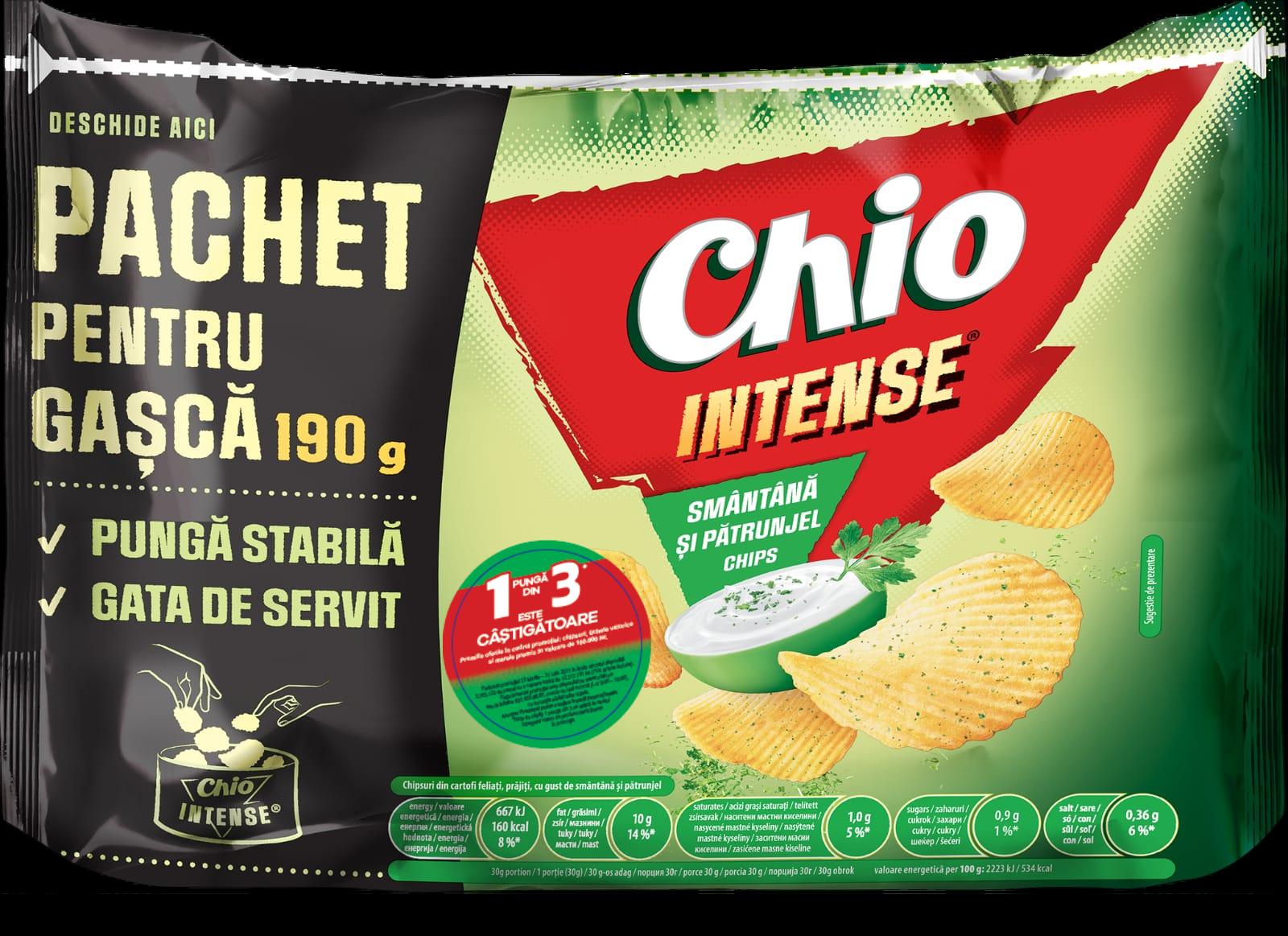 https://chio.ro/wp-content/themes/chio/1din3/Chio Chips Intense Pachet Smantana Patrunjel